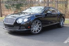 car picker black bentley new 2015 bentley continental gt speed stock 5nc045254 for sale near
