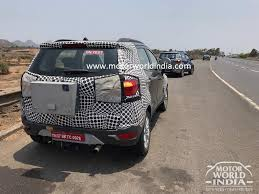motorworld group 2017 lexus gs mwi exclusive 2017 ford ecosport facelift snapped testing