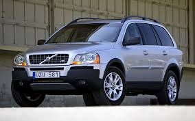 volvo v8 volvo xc90 v8 2005 wallpapers and hd images car pixel