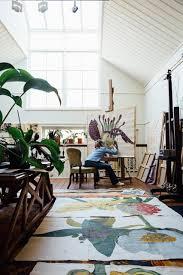 Beautiful Homes Uk Sarah Graham London Studio Artists U0027 Houses Interiors