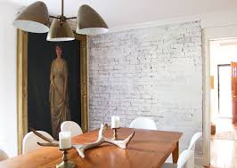 Painting Exterior Brick Wall - how to paint a brick wall so it still has that antique character