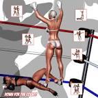 foxy boxing knockouts