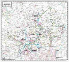 Essex County Map Paper Laminated Hertfordshire County Map Jpg V U003d1503058841