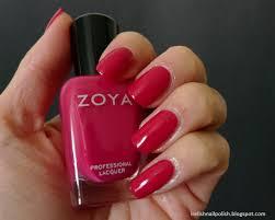 i relish nail polish zoya dita