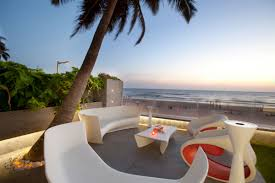 living on the beach terrace outdoor living ocean views apartment by the beach in