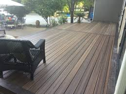 composite deck pictures in dfw by texas best fence