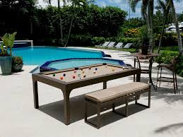 the balcony outdoor pool table u2013 robbies billiards