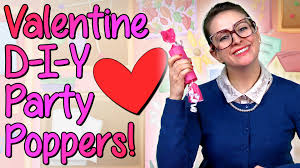 valentines day diy party favors crafts for kids w crafty