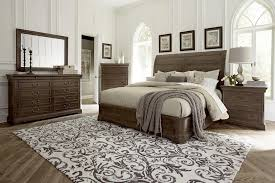 saint germain sleigh bedroom set by a r t furniture home