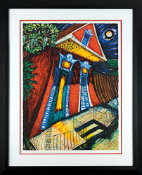 the red shotgun house u2014 caliche u0026 pao gallery new orleans fine art