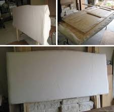 Diy Upholstered Headboard Guys This Is Life Changing My Husband And I Are Both Students