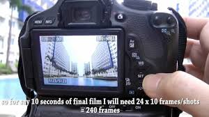 tutorial fotografi canon 600d hdr time lapse with magic lantern and canon t3i 600d part 1 youtube