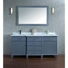Bathroom Wall Hung Vanities Bathroom White Wall Hung Vanity 48 Double Vanity Sink Foremost