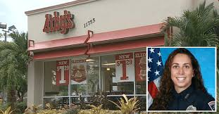 who is the spokesperson for arbys 2015 mega share movie liberal arby s worker refuses to serve police officer because