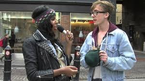 Guys Wearing Skinny Jeans London Street Style Guy Wears Girls Skinny Jeans Youtube