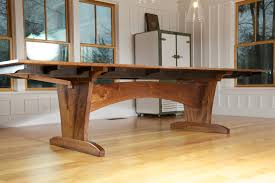 Telescoping Dining Table by How To Build A Dining Room Table With Leaves Dining Room Table