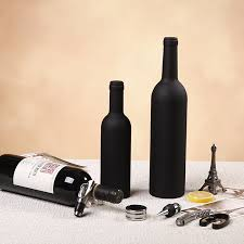 wine set gifts wine bottle shaped gift set bottle opener wine corkscrew tools bar