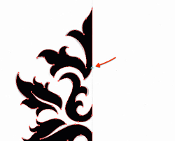 how to create a baroque pattern in illustrator