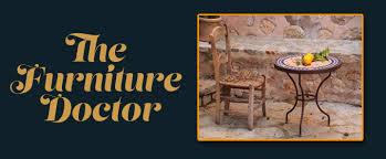 Patio Doctor Palm Springs Furniture Repair