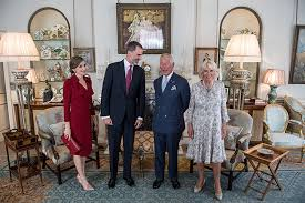where does prince charles live prince charles takes us inside his home photos