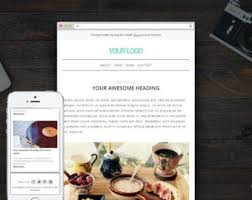 abandonment email mailchimp template responsive html email