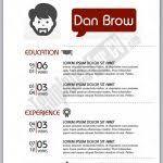 Artistic Resume Template Download 35 Free Creative Resume Cv Templates Xdesigns Artistic