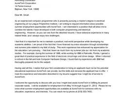 100 cover letter for experienced electrical engineer cover