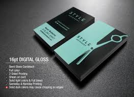 los angeles business card printing la same day color