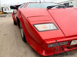 replica for sale uk countach prova sport kit car replica correctly registered