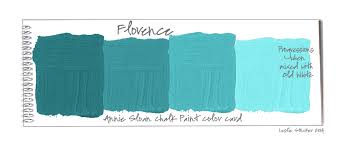 colorways annie sloan chalk paint in florence is one of the main