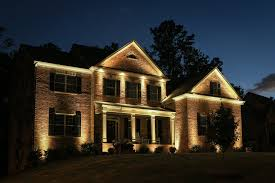 Where To Place Landscape Lighting Finding The Right Amount Of Exterior Lighting For Your Home