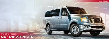 nissan commercial van 2017 nissan nv passenger model details commercial van research