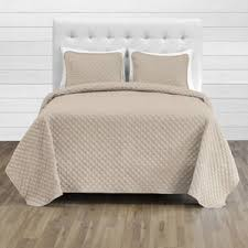What Is A Bed Coverlet Brown Quilts U0026 Coverlets You U0027ll Love Wayfair