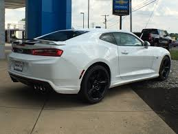 white chevy camaro 2018 chevrolet camaro stk t85008 for sale ted britt