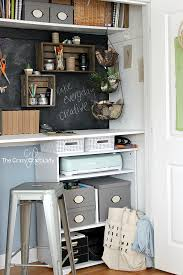Organize Desk At Work Designing A Closet Desk And Functional Home Work Space The