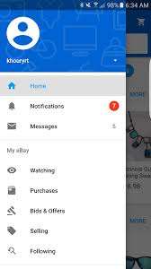 ebay 5 0 brings a material design overhaul better navigation and