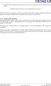 iconnfc1 passport scanner user manual manual desko gmbh