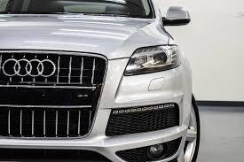Audi Q7 2013 - 2013 audi q7 3 0t s line prestige stock 001500 for sale near