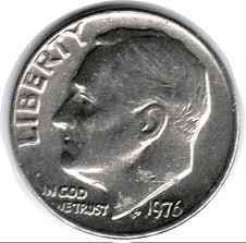 thanksgiving day 1976 1976 dime ddo coin talk
