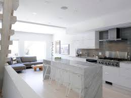 white kitchen refrigerators contemporary built in refrigerator