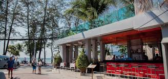 the royal palm beach front hotel in patong is located just a few