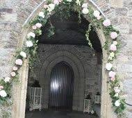 wedding arches ireland 61 best church flowers images on floral arrangements