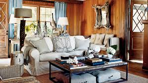 How To Decorate A Credenza 100 Comfy Cottage Rooms Coastal Living