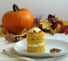 pumpkin cake with ginger mascarpone frosting five senses palate