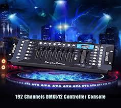 dmx light board controller anoralux 192ch master 240 scenes dmx 512 controller board dj stage