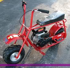 baja doodle bug mini bike 97cc 4 stroke engine manual item 3304 sold kansas city mo powersports auction