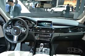bmw x5 dashboard bmw concept x5 edrive at 2014 new york auto show dashboard