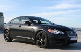 Car Picker Black Jaguar Xf