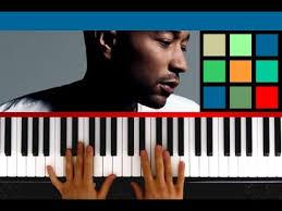 ukulele keyboard tutorial how to play all of me piano tutorial sheet music john legend