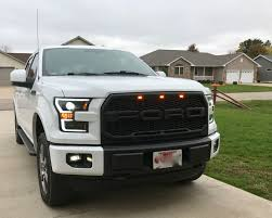 Ford Raptor Grill Lights - grill options raptor style grill page 132 ford f150 forum